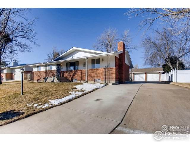 2519 49th Ave Ct, Greeley, CO 80634 (#927540) :: Realty ONE Group Five Star