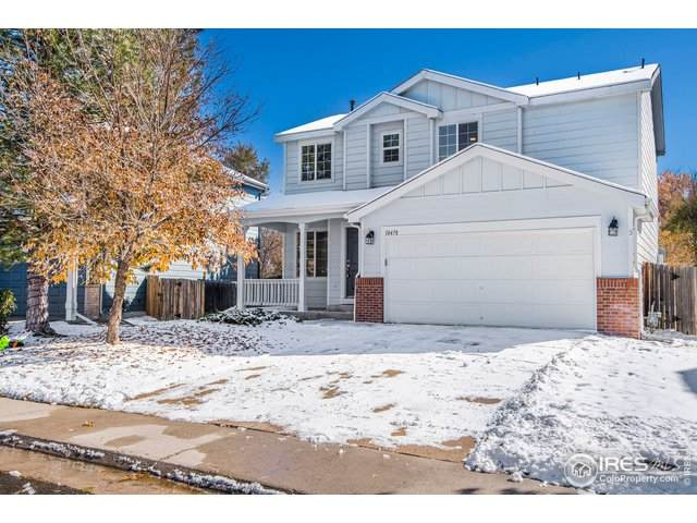 10478 Madison Way, Northglenn, CO 80233 (MLS #927550) :: Downtown Real Estate Partners
