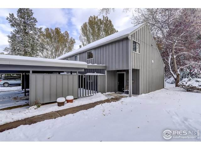809 E Drake Rd #101, Fort Collins, CO 80525 (#927555) :: Hudson Stonegate Team