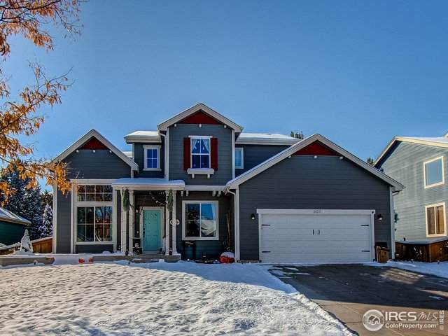 607 Folklore Ave, Longmont, CO 80504 (MLS #927556) :: Downtown Real Estate Partners