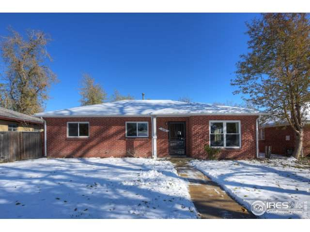 3076 Cherry St, Denver, CO 80207 (MLS #927562) :: 8z Real Estate