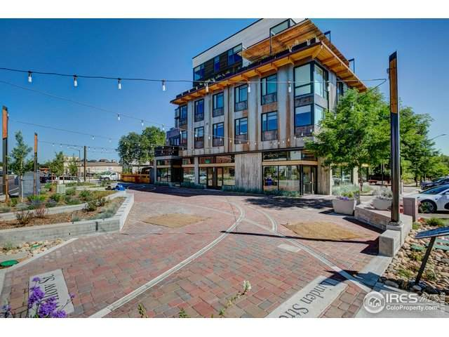 401 Linden St #234, Fort Collins, CO 80524 (MLS #927572) :: Downtown Real Estate Partners