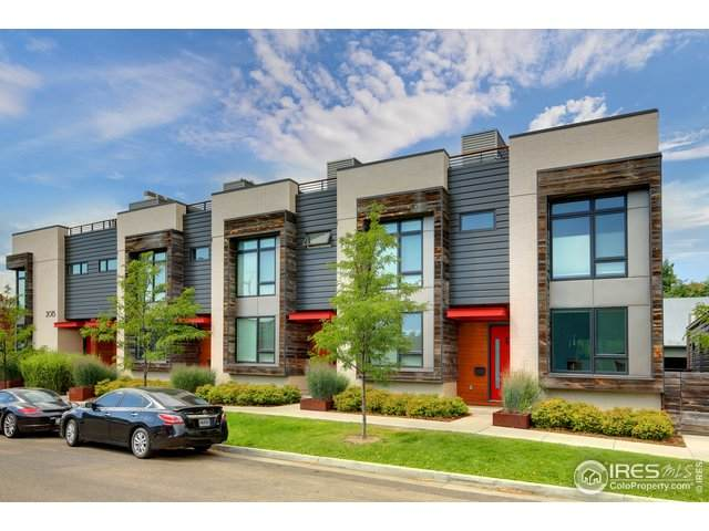 2015 21st St E, Boulder, CO 80302 (MLS #927596) :: Downtown Real Estate Partners
