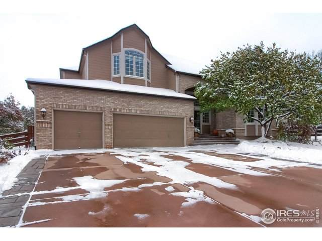 10794 Cougar Rdg, Lone Tree, CO 80124 (MLS #927597) :: 8z Real Estate
