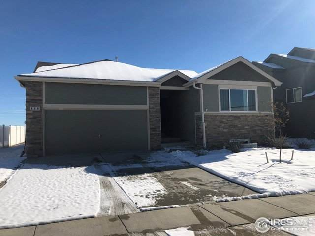 988 Axis Dr, Severance, CO 80550 (MLS #927616) :: J2 Real Estate Group at Remax Alliance