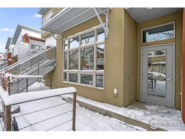 802 Blondel St #102, Fort Collins, CO 80524 (#927645) :: Peak Properties Group