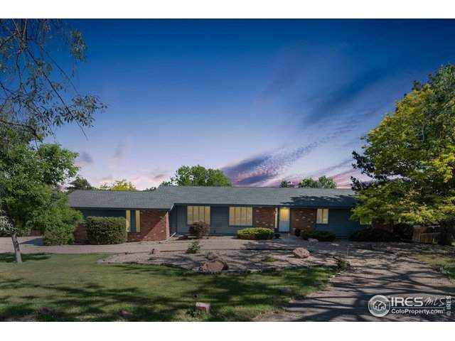 7703 S Boulder Rd, Boulder, CO 80303 (MLS #927647) :: Downtown Real Estate Partners