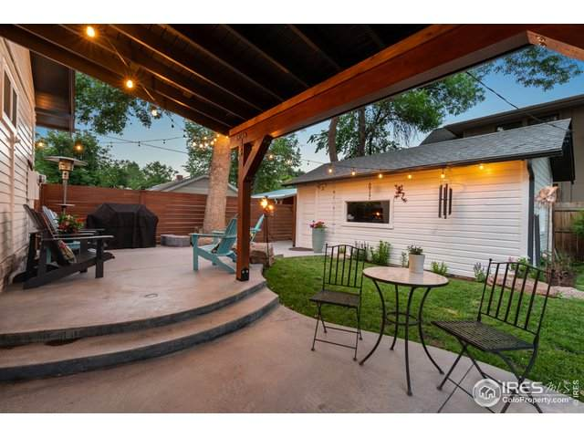 314 S Shields St, Fort Collins, CO 80521 (MLS #927665) :: Jenn Porter Group