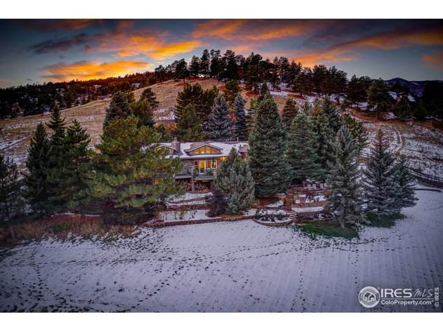2936 Middle Fork Rd, Boulder, CO 80302 (#927669) :: Peak Properties Group
