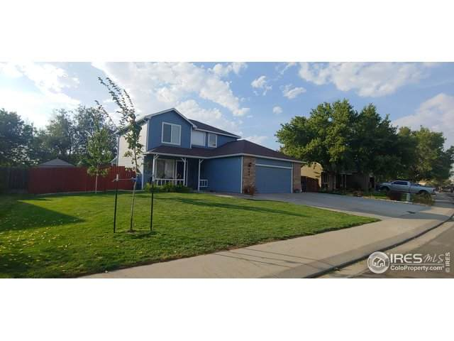 489 Stevens Cir, Platteville, CO 80651 (MLS #927691) :: The Sam Biller Home Team