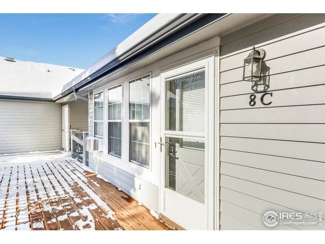 1601 W Swallow Rd C, Fort Collins, CO 80526 (MLS #927694) :: Jenn Porter Group