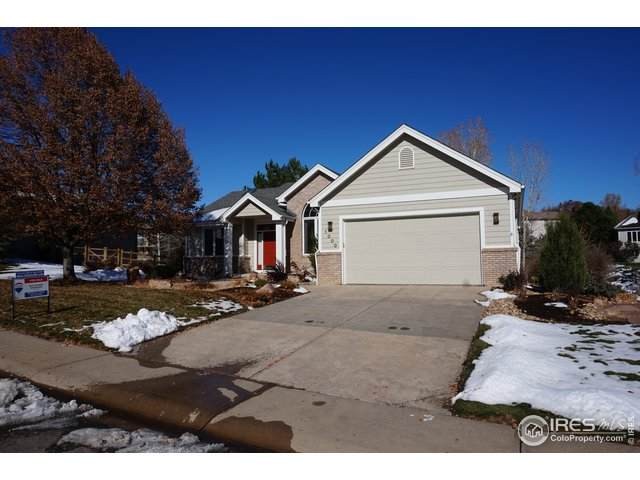 1000 Hilldale Dr, Fort Collins, CO 80526 (#927695) :: Re/Max Structure