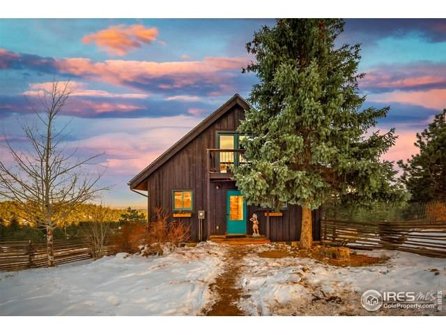 1048 Dixon Rd, Boulder, CO 80302 (MLS #927705) :: Jenn Porter Group