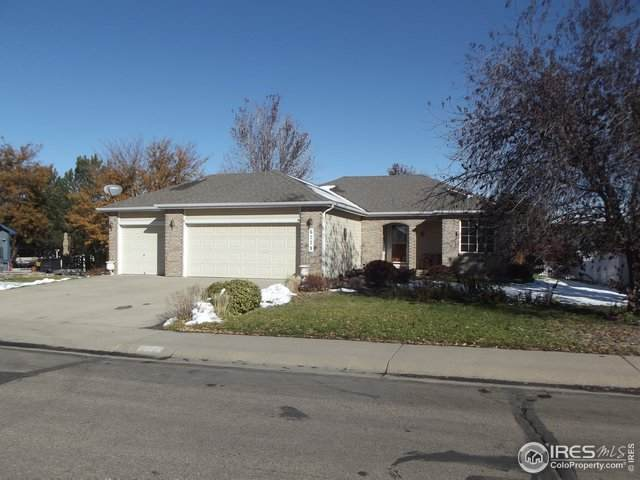 6279 W 3rd St, Greeley, CO 80634 (MLS #927739) :: Jenn Porter Group