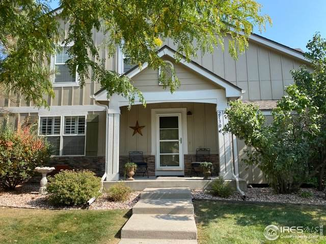 2130 Stetson Creek Dr A, Fort Collins, CO 80528 (MLS #927750) :: Bliss Realty Group