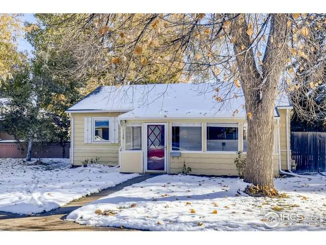 1136 Venice St, Longmont, CO 80501 (MLS #927753) :: Kittle Real Estate