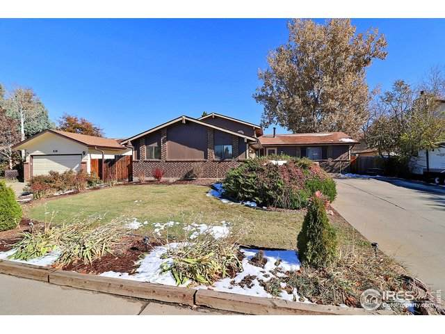416 43rd Ave, Greeley, CO 80634 (#927758) :: Realty ONE Group Five Star