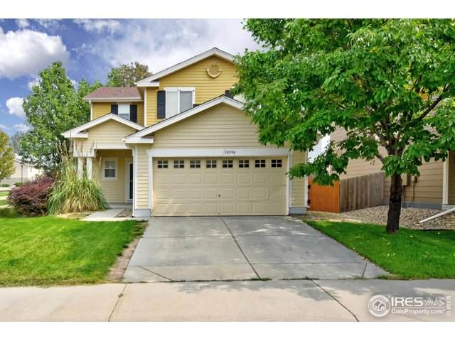 10598 Forester Pl, Longmont, CO 80504 (#927759) :: Realty ONE Group Five Star