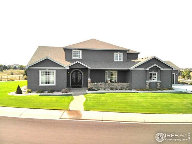 7913 Cherry Blossom Dr, Windsor, CO 80550 (#927762) :: The Griffith Home Team