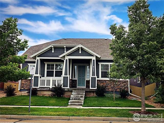523 Deerwood Dr, Longmont, CO 80504 (#927764) :: Realty ONE Group Five Star