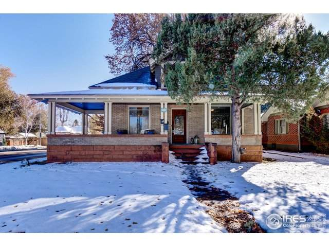 1101 W Mountain Ave, Fort Collins, CO 80521 (#927769) :: Realty ONE Group Five Star