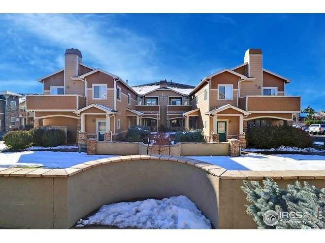 6607 W 3rd St #1200, Greeley, CO 80634 (MLS #927774) :: Jenn Porter Group
