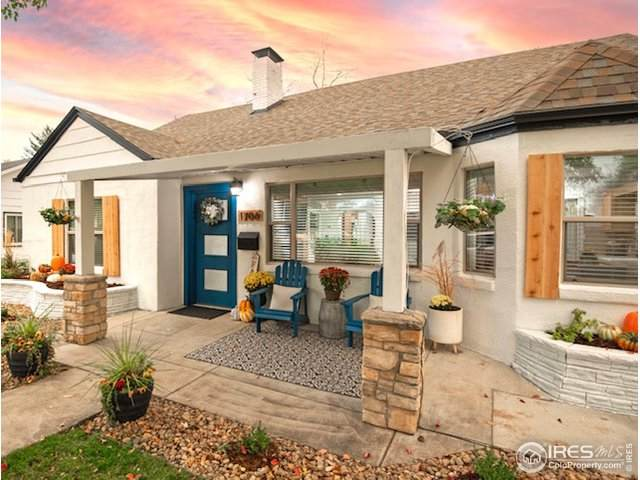 1706 Remington St, Fort Collins, CO 80525 (#927775) :: Realty ONE Group Five Star