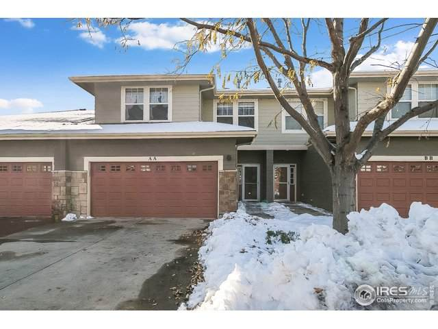 5600 W 3rd St Aa, Greeley, CO 80634 (MLS #927777) :: Tracy's Team