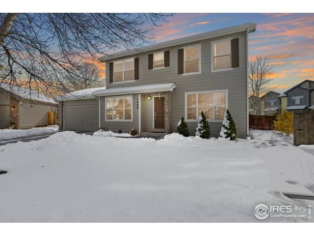 1406 Indian Paintbrush Ct, Fort Collins, CO 80524 (#927784) :: Realty ONE Group Five Star