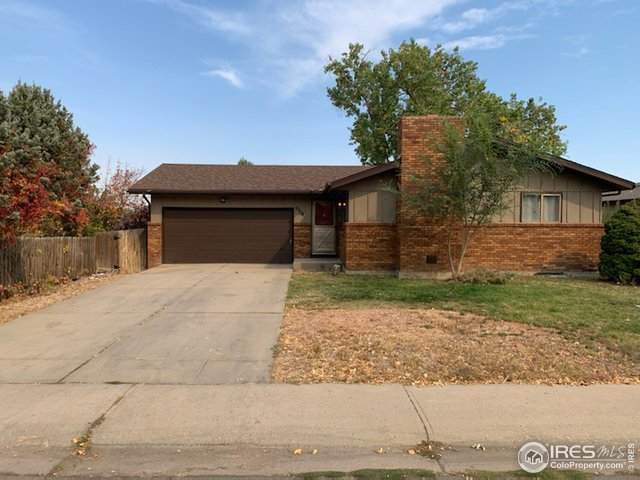 2508 29th Ave, Greeley, CO 80634 (MLS #927799) :: Tracy's Team