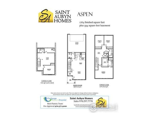 2433 Ridge Top Dr #3, Fort Collins, CO 80526 (MLS #927804) :: 8z Real Estate