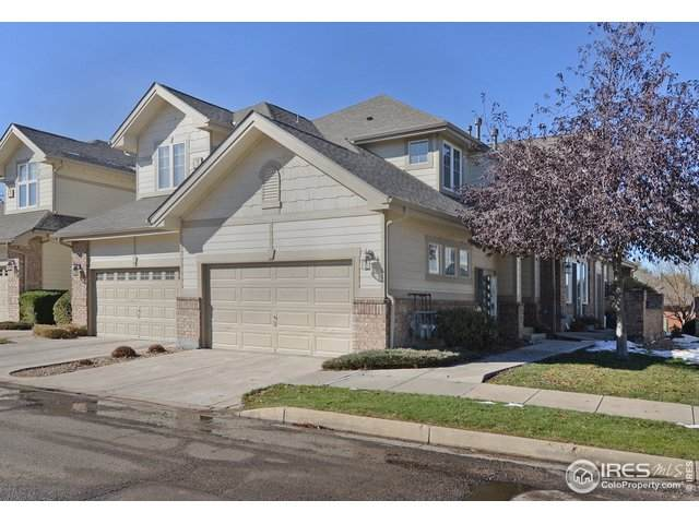 4672 W 20th St Rd #314, Greeley, CO 80634 (MLS #927805) :: Tracy's Team