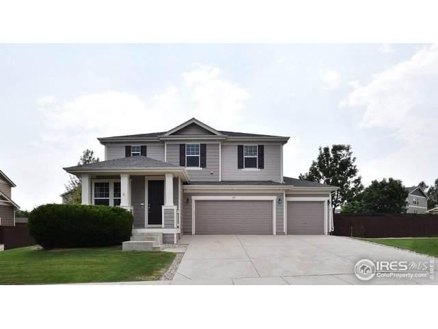 815 Saddlebrook Ln, Fort Collins, CO 80525 (MLS #927818) :: 8z Real Estate