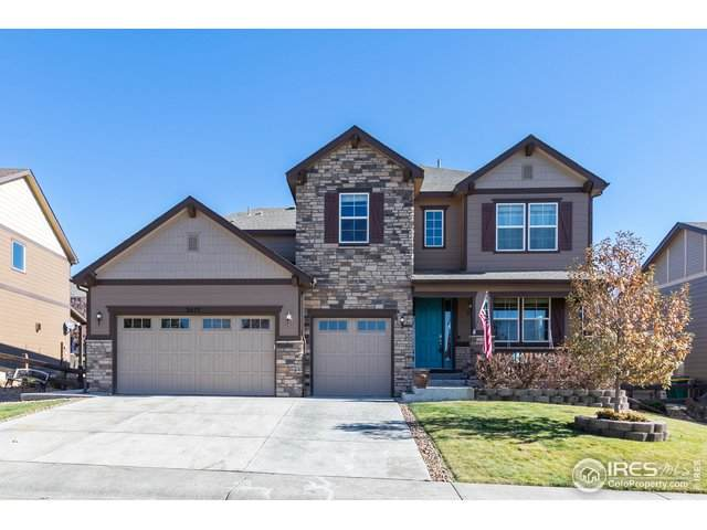 3677 Schuman Pl, Mead, CO 80542 (MLS #927825) :: The Sam Biller Home Team