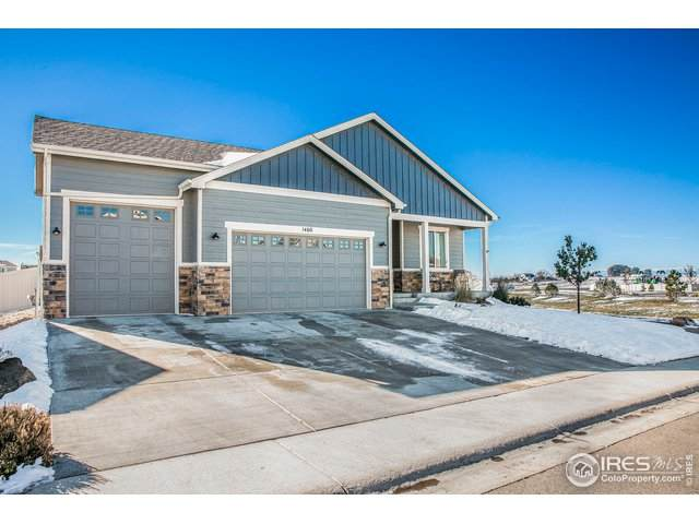 1460 Frontier Rd, Eaton, CO 80615 (#927833) :: The Brokerage Group