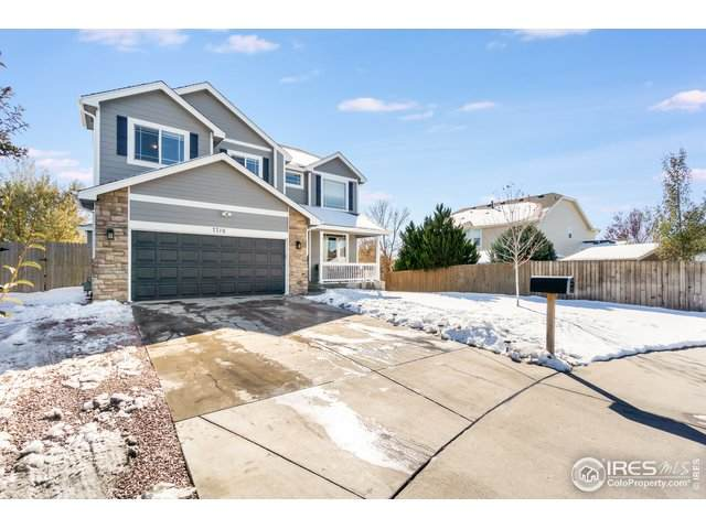 7716 W 11th St Dr, Greeley, CO 80634 (MLS #927875) :: Jenn Porter Group
