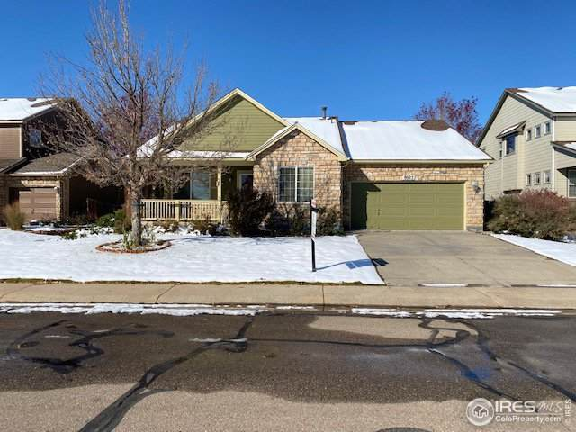 8025 Raspberry Dr, Frederick, CO 80504 (MLS #927880) :: Tracy's Team