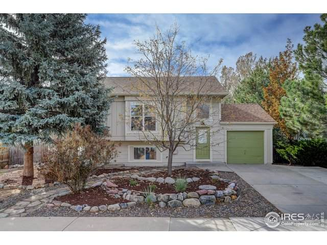 684 W Aspen Way, Louisville, CO 80027 (#927883) :: James Crocker Team