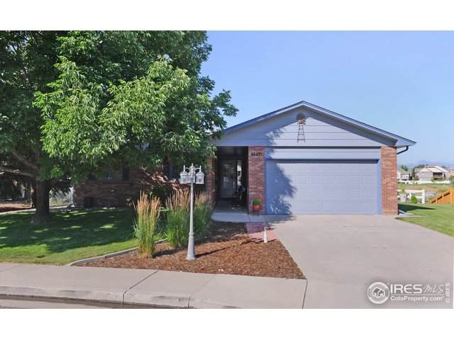 4843 Filbert Dr, Loveland, CO 80538 (MLS #927884) :: Jenn Porter Group