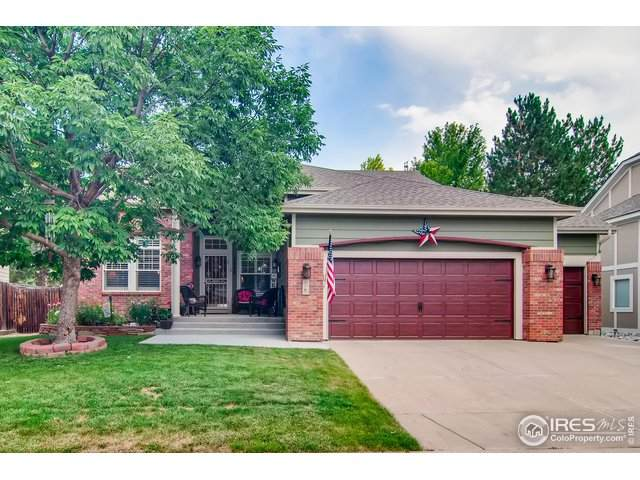 2838 S Fig St, Lakewood, CO 80228 (#927906) :: James Crocker Team