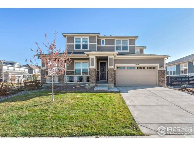 1708 Dusty Boot Dr, Lafayette, CO 80026 (MLS #927947) :: Downtown Real Estate Partners