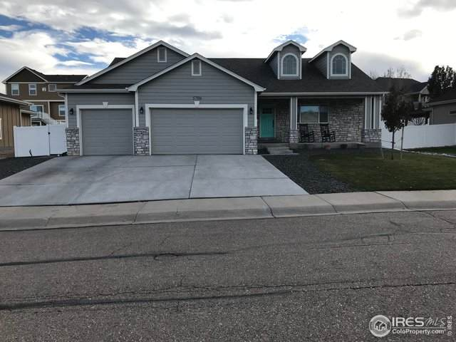 5706 W 5th St, Greeley, CO 80634 (MLS #927962) :: The Sam Biller Home Team