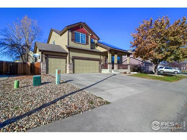 1608 Mallard Dr, Johnstown, CO 80534 (MLS #927985) :: Downtown Real Estate Partners