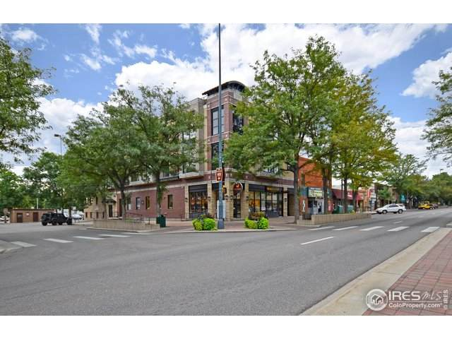 200 S College Ave #201, Fort Collins, CO 80524 (MLS #927990) :: Re/Max Alliance