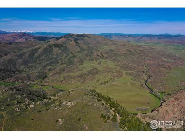 0 N Grey Rock Rd, Laporte, CO 80535 (MLS #928018) :: Hub Real Estate