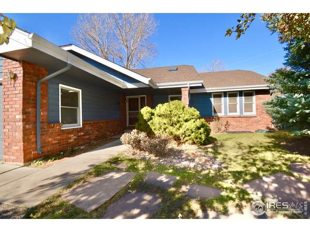 2601 Yorkshire St, Fort Collins, CO 80526 (MLS #928023) :: The Sam Biller Home Team