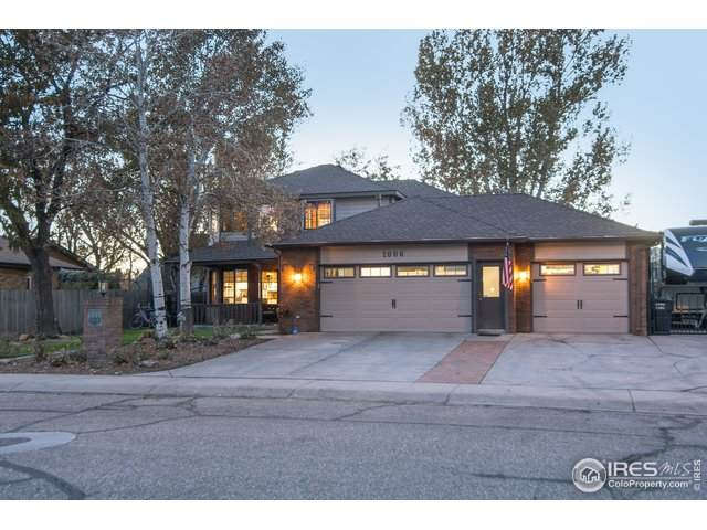 1006 Indian Trail Dr, Windsor, CO 80550 (MLS #928045) :: The Sam Biller Home Team