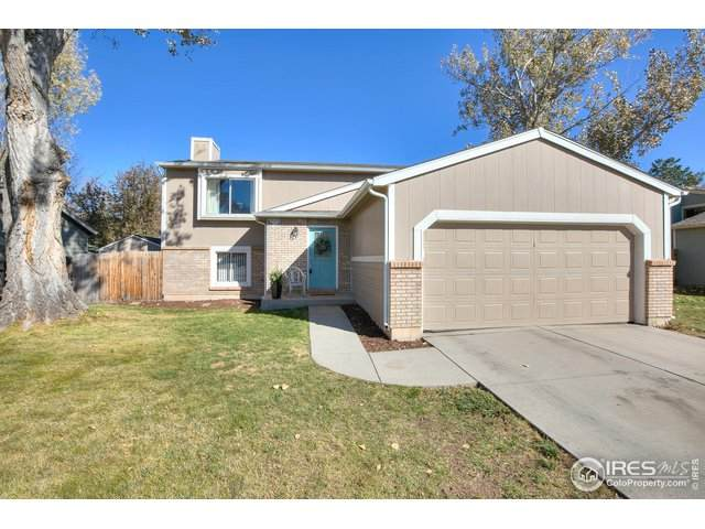 3424 Colony Dr, Fort Collins, CO 80526 (MLS #928067) :: The Sam Biller Home Team