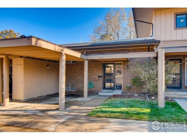 1546 Greenbriar Blvd, Boulder, CO 80305 (MLS #928084) :: Tracy's Team