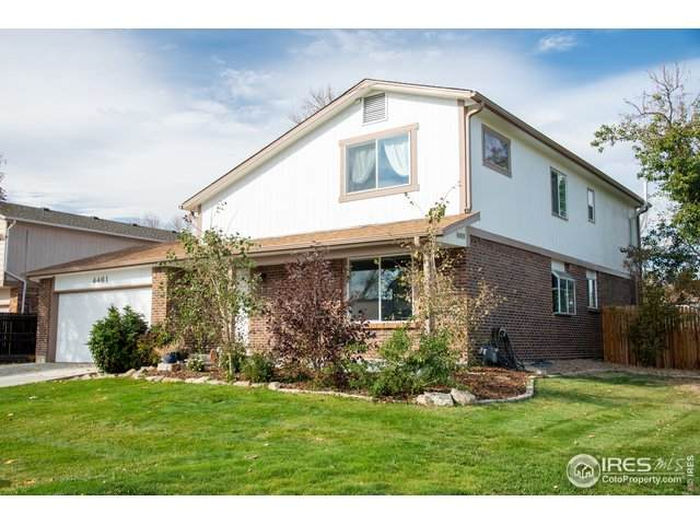 4461 E 121st Ct, Thornton, CO 80241 (MLS #928117) :: Bliss Realty Group